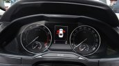 2015 Skoda Superb techometer at 2015 Geneva Motor Show