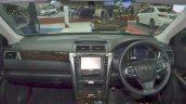 2015 Toyota Camry Extremo dashboard at the 2015 Bangkok Motor Show