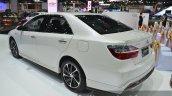 2015 Toyota Camry Extremo rear three quarter at the 2015 Bangkok Motor Show