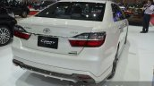2015 Toyota Camry Extremo rear three quarter right at the 2015 Bangkok Motor Show