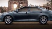 2015 Toyota Camry Hybrid facelift Thailand press shot side