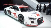 2016 Audi R8 V10 LMS front three quarter(2) view at 2015 Geneva Motor Show