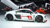 2016 Audi R8 V10 LMS side view at 2015 Geneva Motor Show