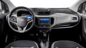 2016 Chevrolet Spin dashboard