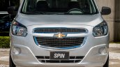 2016 Chevrolet Spin front