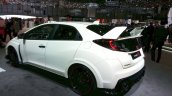 2016 Honda Civic Type R rear three quarter at the 2015 Geneva Motor Show