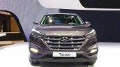 2016 Hyundai Tucson front view at the 2015 Geneva Motor Show