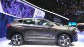 2016 Hyundai Tucson side view at the 2015 Geneva Motor Show