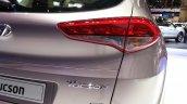 2016 Hyundai Tucson taillamp at the 2015 Geneva Motor Show