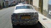 2016 Jaguar XF rear spied on the street