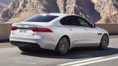 2016 Jaguar XF rear three quarter zoom-in