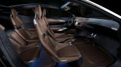 Aston Martin DBX Concept press shot interior