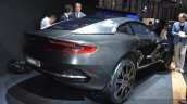 Aston Martin DBX Concept rear three quarters right at the 2015 Geneva Motor Show