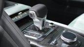 Audi R8 E-tron gear selecter at 2015 Geneva Motor Show