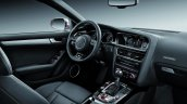 Audi S5 Sportback dashboard press image