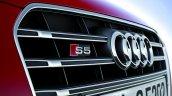 Audi S5 Sportback grille press image