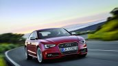 Audi S5 Sportback in action press image