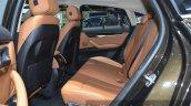 BMW X6 rear seat at the 2015 Bangkok Motor Show
