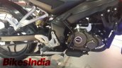 Bajaj Pulsar 150 NS Engine Closeup