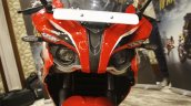 Bajaj Pulsar RS200 Red front at Launch
