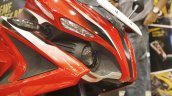 Bajaj Pulsar RS200 Red projector at Launch