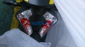 Bajaj Pulsar RS200 taillight latest images from dealership