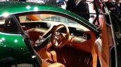 Bentley EXP 10 Concept dashboard view at 2015 Geneva Motor Show