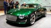 Bentley EXP 10 Concept front three quarter view at 2015 Geneva Motor Show