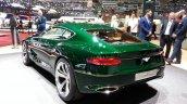 Bentley EXP 10 Concept rear three quarter view at 2015 Geneva Motor Show