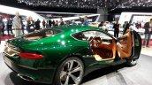 Bentley EXP 10 Concept rear three quarter(2) view at 2015 Geneva Motor Show