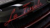 Bugatti Veyron Grand Sport Vitesse La Finale body graphics press image