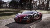 Bugatti Veyron Grand Sport Vitesse La Finale press image