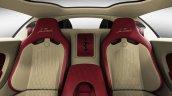 Bugatti Veyron Grand Sport Vitesse La Finale seats press image