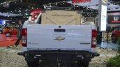 Chevrolet Colorado High Country rear at the 2015 Bangkok Motor Show