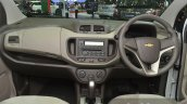 Chevrolet Spin dashboard at the 2015 Bangkok Motor Show
