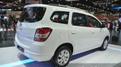 Chevrolet Spin rear three quarter at the 2015 Bangkok Motor Show
