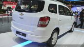 Chevrolet Spin rear three quarters at the 2015 Bangkok Motor Show