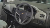 Chevrolet Spin steering at the 2015 Bangkok Motor Show