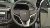 Chevrolet Spin steering wheel at the 2015 Bangkok Motor Show