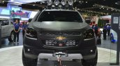 Chevrolet Trailblazer accessorized front at the 2015 Bangkok Motor Show