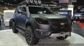 Chevrolet Trailblazer accessorized parked at the 2015 Bangkok Motor Show