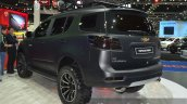 Chevrolet Trailblazer accessorized rear three quarter at the 2015 Bangkok Motor Show