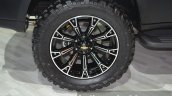 Chevrolet Trailblazer accessorized wheel at the 2015 Bangkok Motor Show