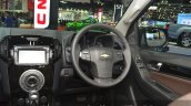 Chevrolet Trailblazer dashboard driver side at the 2015 Bangkok Motor Show