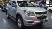Chevrolet Trailblazer front three quarter at the 2015 Bangkok Motor Show