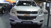 Chevrolet Trailblazer front view at the 2015 Bangkok Motor Show
