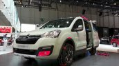 Citroen Berlingo Mountain Vibe Concept front three quarter at the 2015 Geneva Motor Show