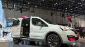 Citroen Berlingo Mountain Vibe Concept front three quarter left at the 2015 Geneva Motor Show