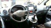 Citroen Berlingo dashboard at the 2015 Geneva Motor Show