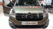Citroen Berlingo front at the 2015 Geneva Motor Show